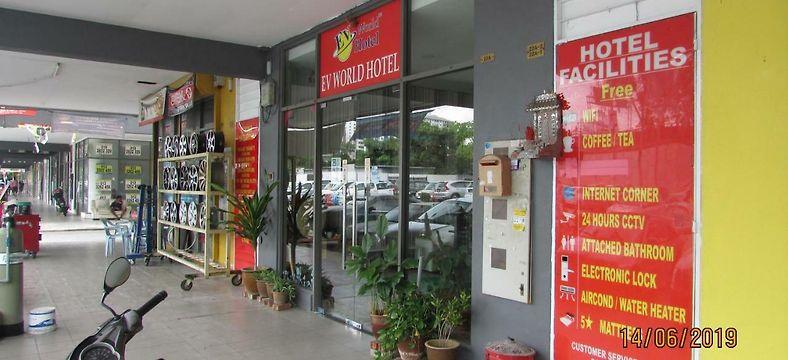 Ev World Hotel Sg Besi Kuala Lumpur